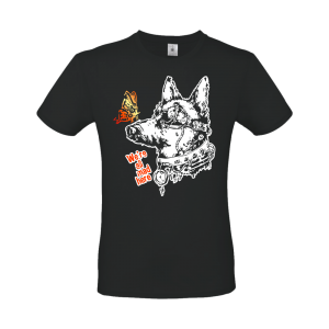 t-shirt unisex Steampunk Dog